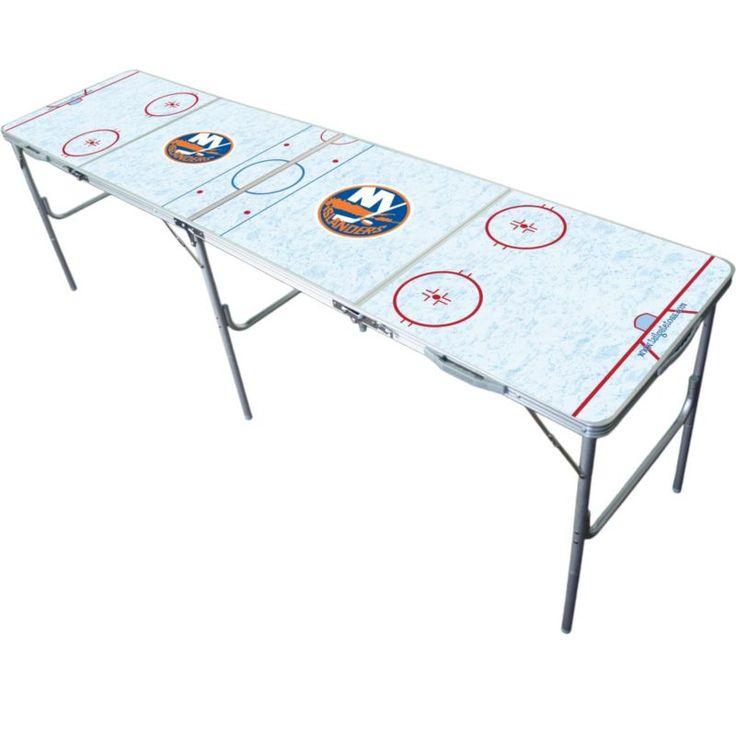 Wild Sports New York Islanders 2' x 8' Tailgate Table