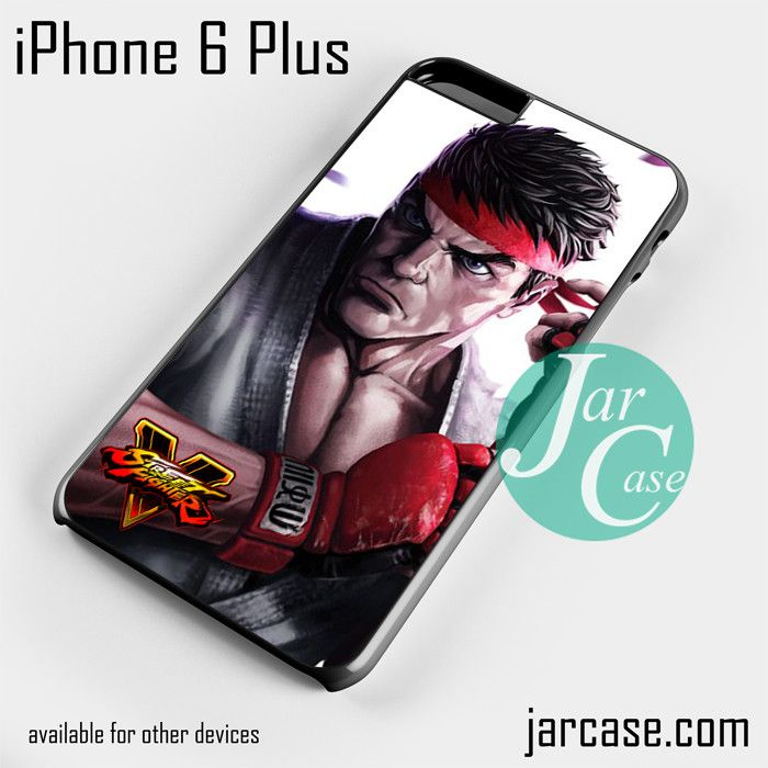 Street fighter 5 Game Ryu Phone case for iPhone 6 Plus and other iPhone devices