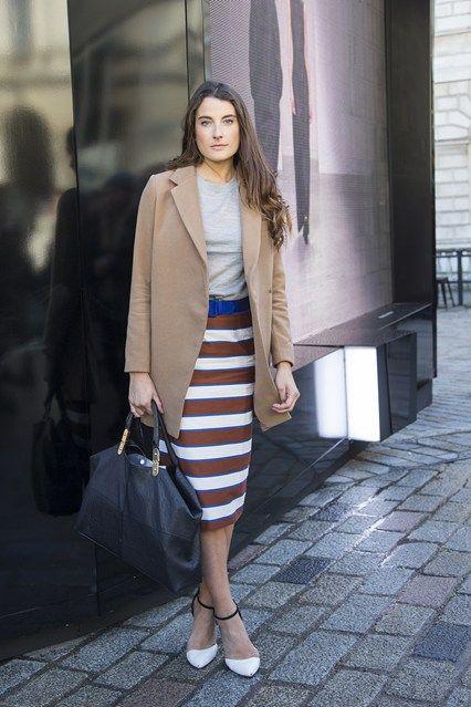 Vogue.co.uk Street Style Fashion Week London