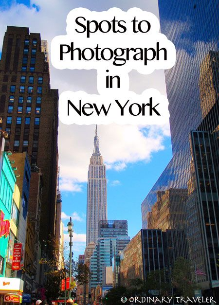 New York is a vibrant city that offers a myriad of opportunities for photographers. Its distinctive combination of style and culture features prominently throughout Manhattan and the surrounding boroughs.