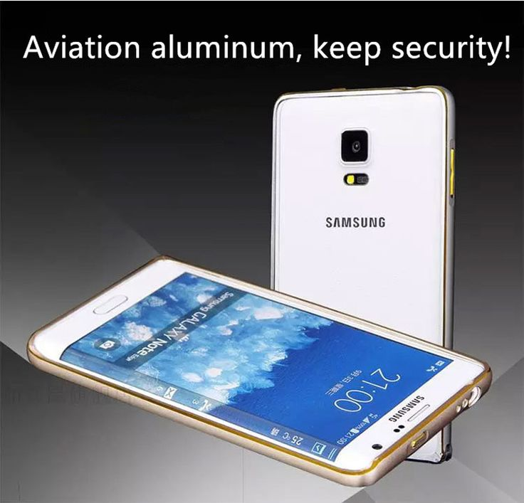 Best Metal Frame Cases For Samsung Note Edge N9150 SGNE01_9