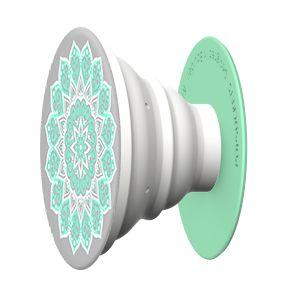 Button : #32 Peace Mandala Tiffany