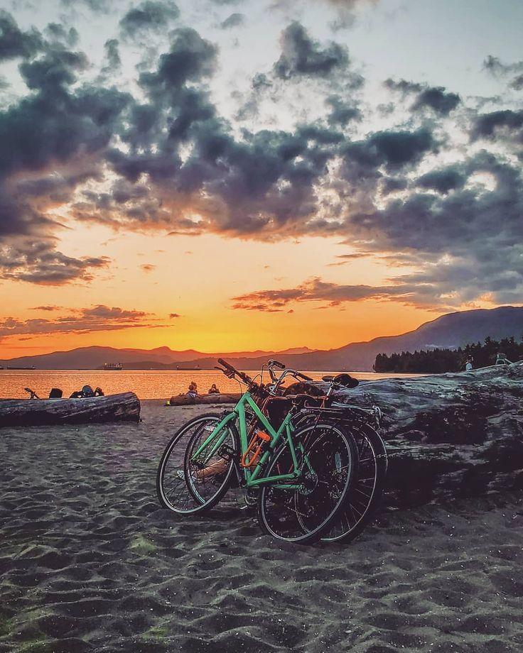 Vancouver Bc Beaches: Explore More Beaches In Vancouver. #Vancouver #sunset