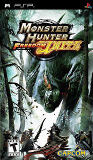 PC and PSP ANDROID GAMES Free Download : Monster Hunter Freedom Unite PSP for…