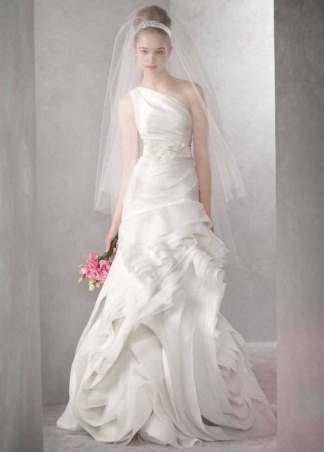 Toga Wedding Gown Vera Wang