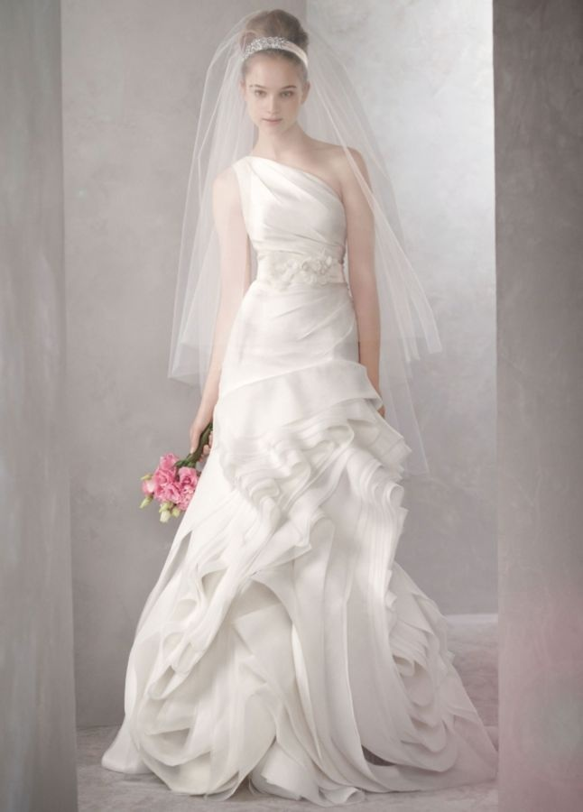 Toga Wedding Gown Vera Wang