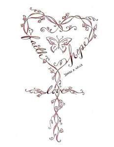 Tattoo Idea minus the butterfly