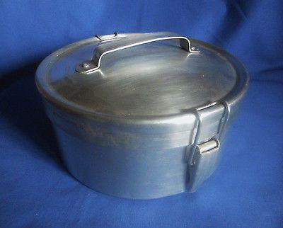 ancienne yaourtière yogurt maker en alu aluminium BALKANIA + 7 pots YALACTA
