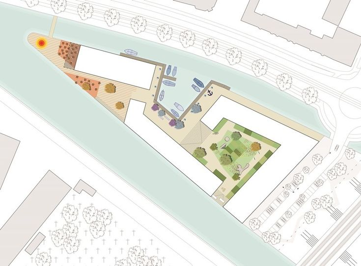 Gallery of KCAP Wins Competition for Island Plan in Amsterdam - 6