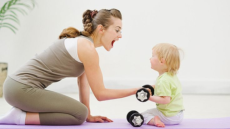 Get fit with a toddler in tow | Simple Toddler Recipes