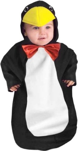 baby penguin bunting costume clothing - Infant Penguin Halloween Costume