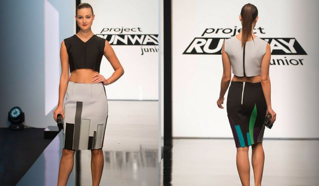 Project Runway Junior Premiere Recap: You Will Want to Buy These Clothes Designed by Kids  - Cosmopolitan.com