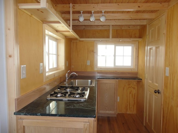 173 best Tiny House Kitchen Ideas images on Pinterest | Tiny house ...