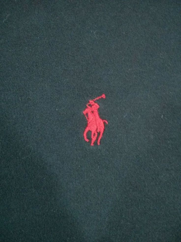 Ralph Lauren Red Pony Short Sleeved Polo