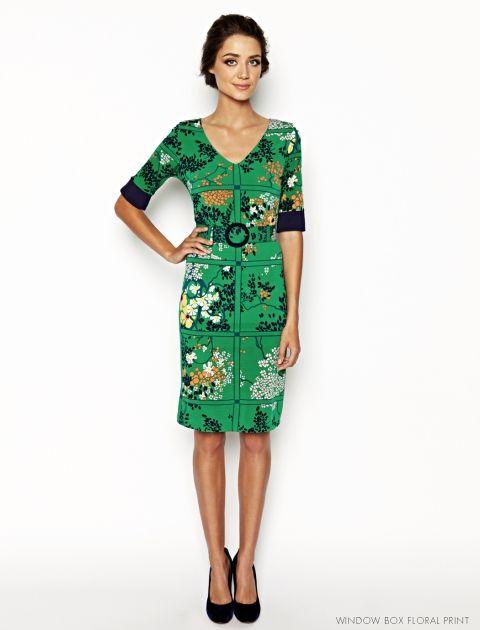 Tippi dress, Leona Edmiston