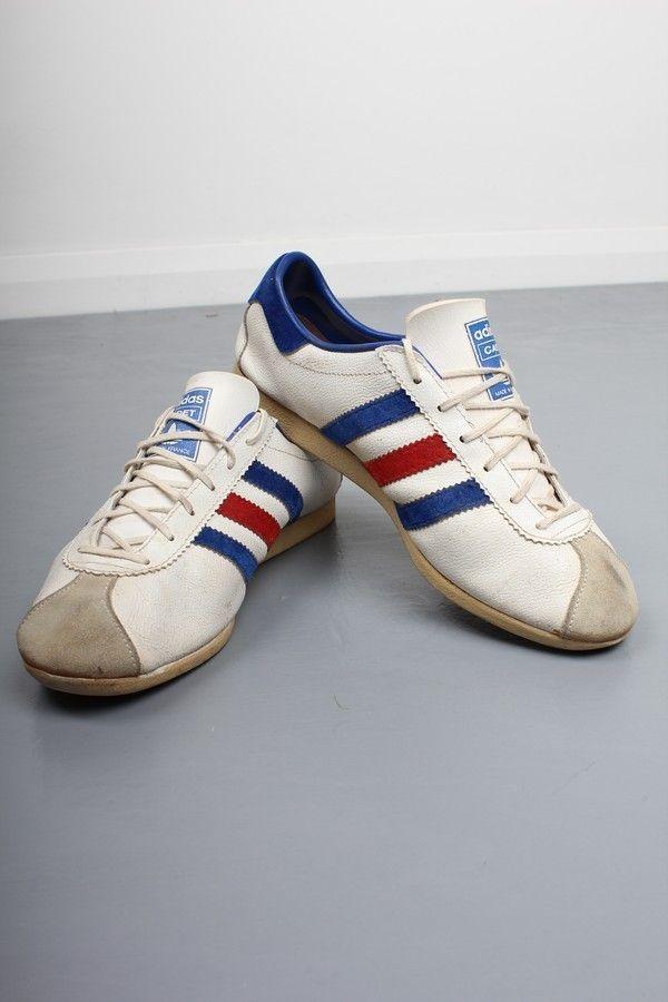 adidas Originals Rom Sneaker Uomo, Modello retrò, Bianco