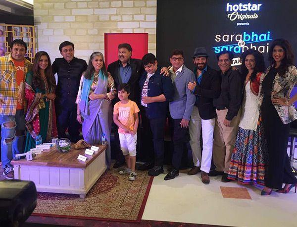 Sarabhai Vs Sarabhai Take 2: Satish Shah, Ratna Pathak Shah and JD Majethia make a special preview a fun affair – view pics! #FansnStars