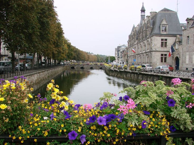 Quimper, France......beautiful Brittany