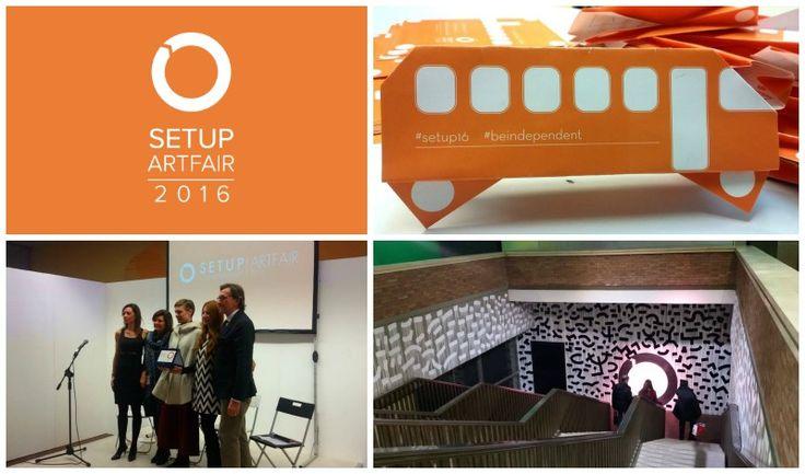 SetUp Art Fair: energia, intraprendenza e sguardo rivolto al futuro. Intervista a Simona Gavioli e Alice Zannoni