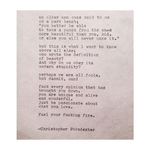 The Blooming of Madness poem #194 written by Christopher Poindexter