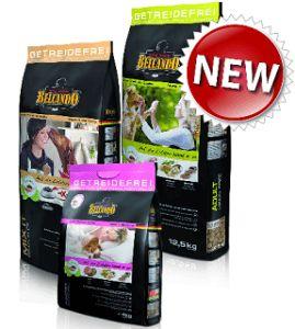 FREE BELCANDO Grain Free Dog Food Sample!