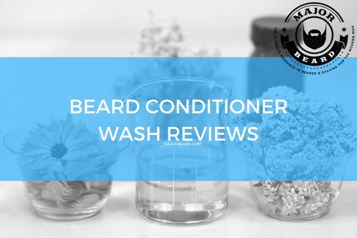Want the best for your #beard? Here's our list of the best #beardconditioner washes. #beardcare #beards #beardlife https://www.majorbeard.com/best-beard-conditioner-wash-reviews/