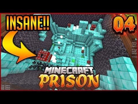 Minecraft OP Prison Break INSANE MONEY MAKING METHOD Episode - Minecraft prison escape spielen