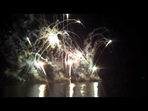 Vuurwerk op muziek HD - YouTube