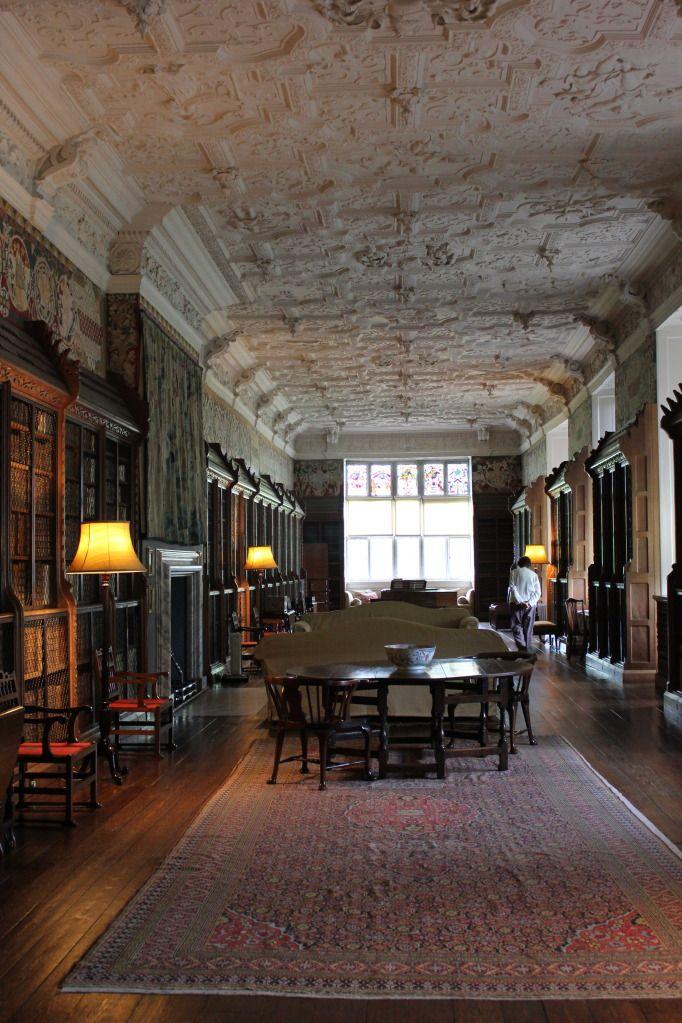 Blickling Hall:  Anne Boleyn's family home.