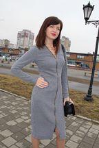 Платье - пальто