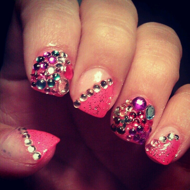 22 best junk nails images on Pinterest   Nail scissors, Couture and ...
