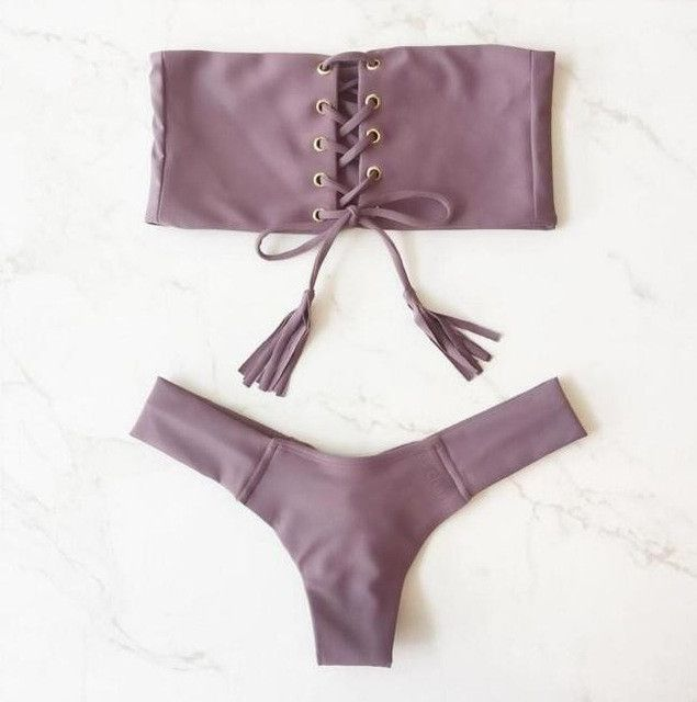 25+ best ideas about Maillot de bain bandeau on Pinterest ...