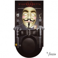 Déguisement Homme Kit V Pour Vendetta Standard