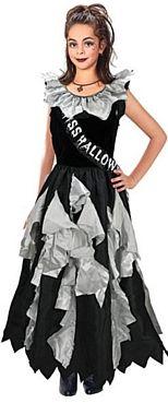 Zombie Prom Queen Halloween Costume http://www.partypacks.co.uk/zombie-prom-queen-costume-pid94182.html