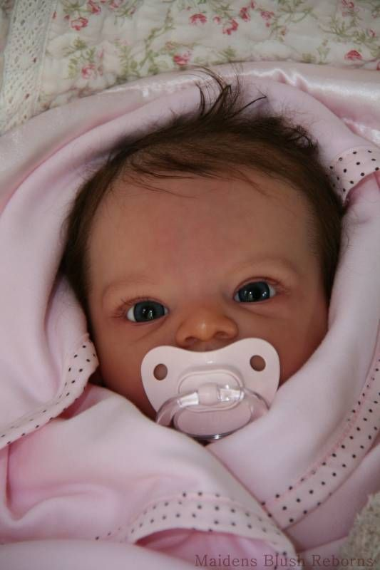 i want a re born baby if you have one set a price i will maybe buy i said mybe....
