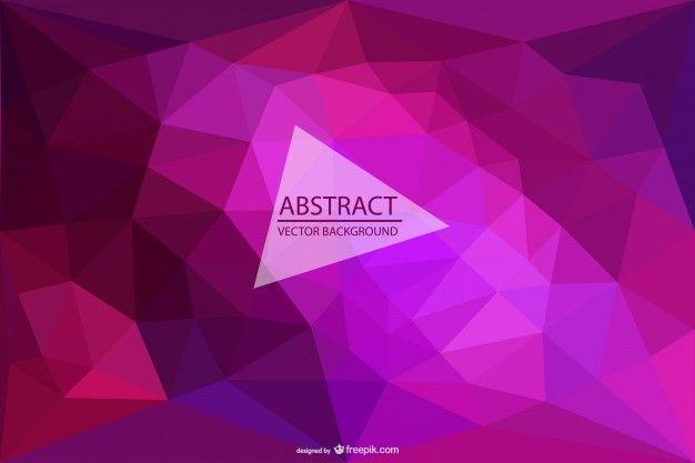 Géométrie de triangle de papier peint de triangle