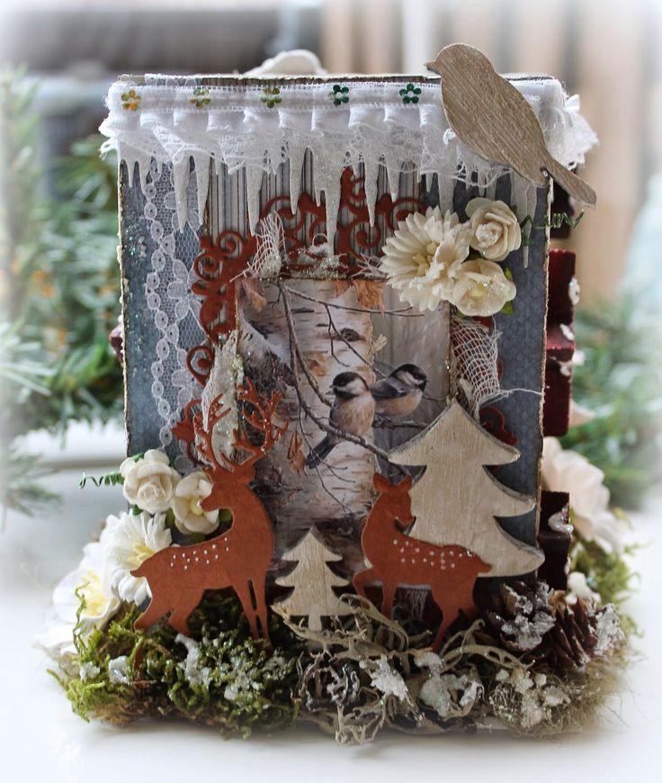 """Ineke""""s Creations: Fijne Kerstdagen"""