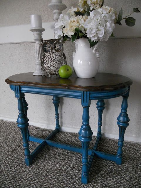 25+ best ideas about Side table decor on Pinterest | Entry table ...
