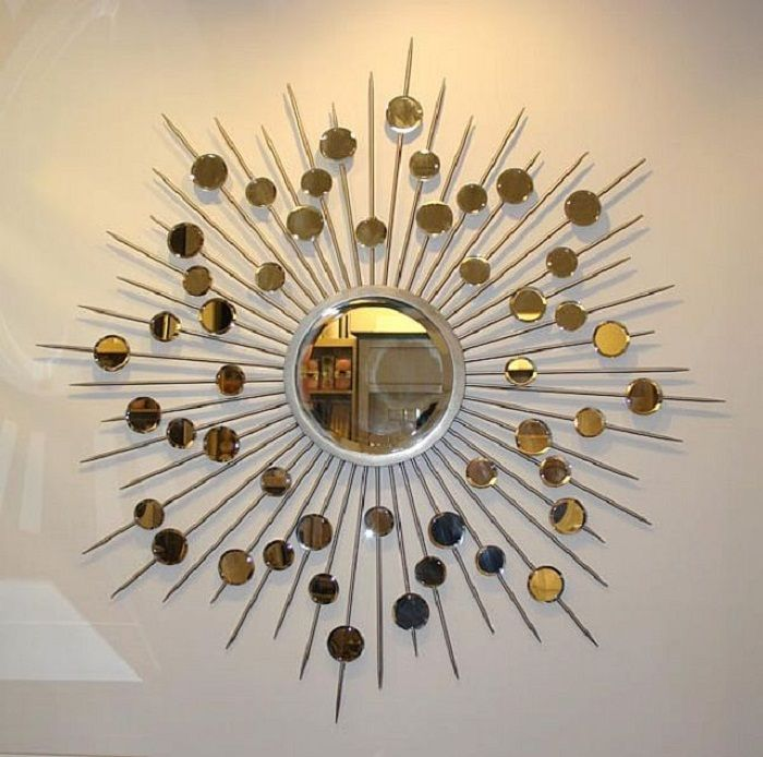 Best 20 Round decorative mirror ideas on Pinterest Spoon art