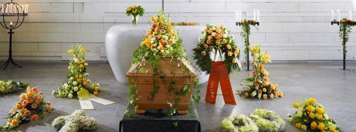 Klassisk begravning