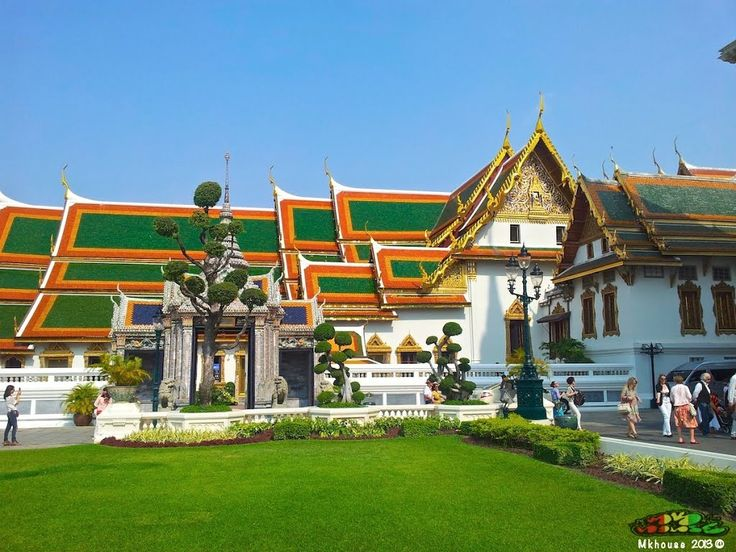 Palacio Real @ Bangkok, Thailand ... - Mkhouse 2013