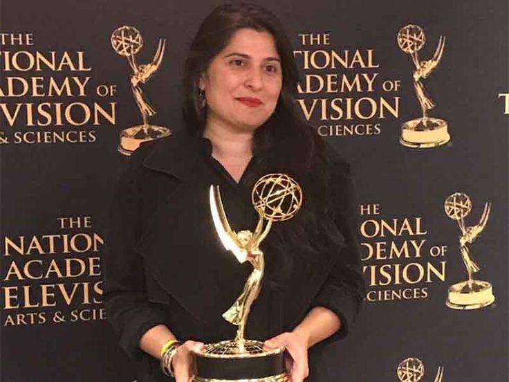 Sharmeen Obaid Chinoy's documentary wins Emmy Award