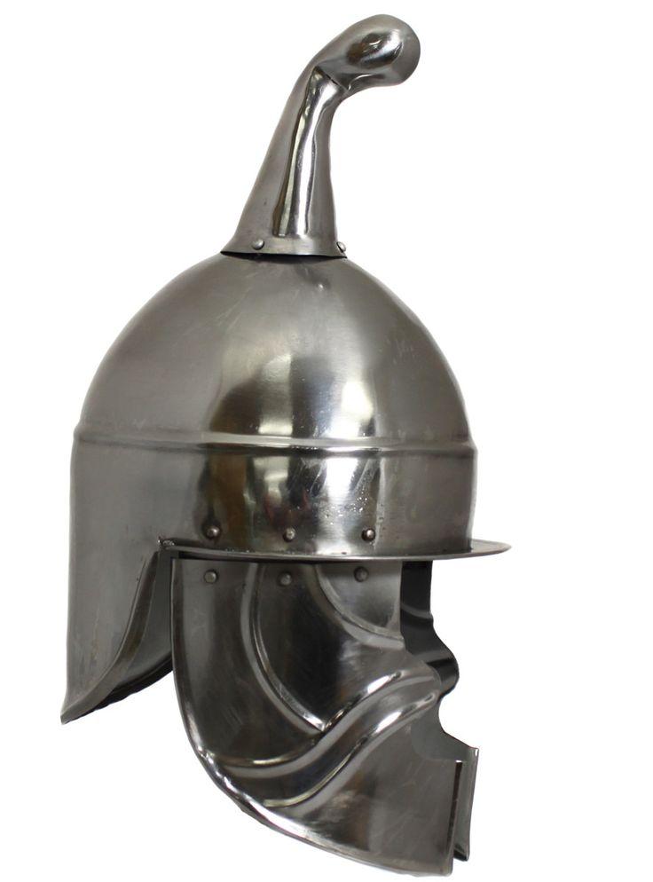 Antique Replica Ancient Greek Phrygian Hoplite Armor Helmet