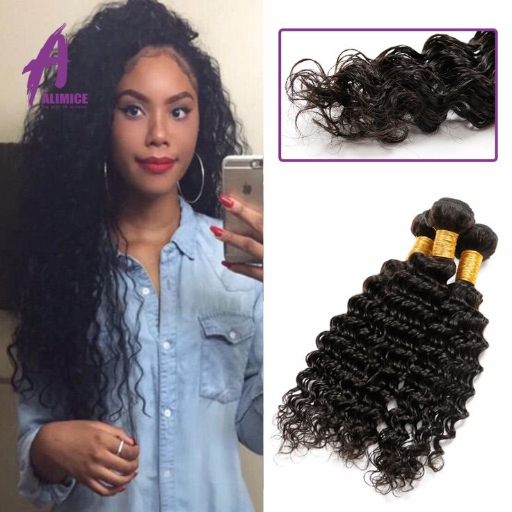 Malaysian Curly Hair Malaysian Virgin Hair 4 Bundles Curly Weave Human Hair Virgin Malaysian Hair Alimice Bundles Deep Wave Sale