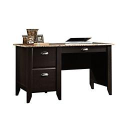 sauder office furniture collections | Sauder (R) Samber Office Desk, 29 1 - 2in.H x 53 1 - 8in.W x 23 1 ...