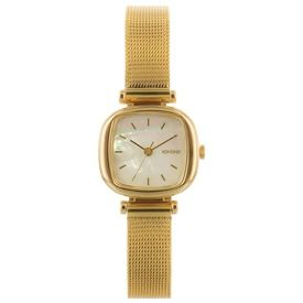 Montre Moneypenny Royale Gold White https://www.komono.com/ A voir au citadium