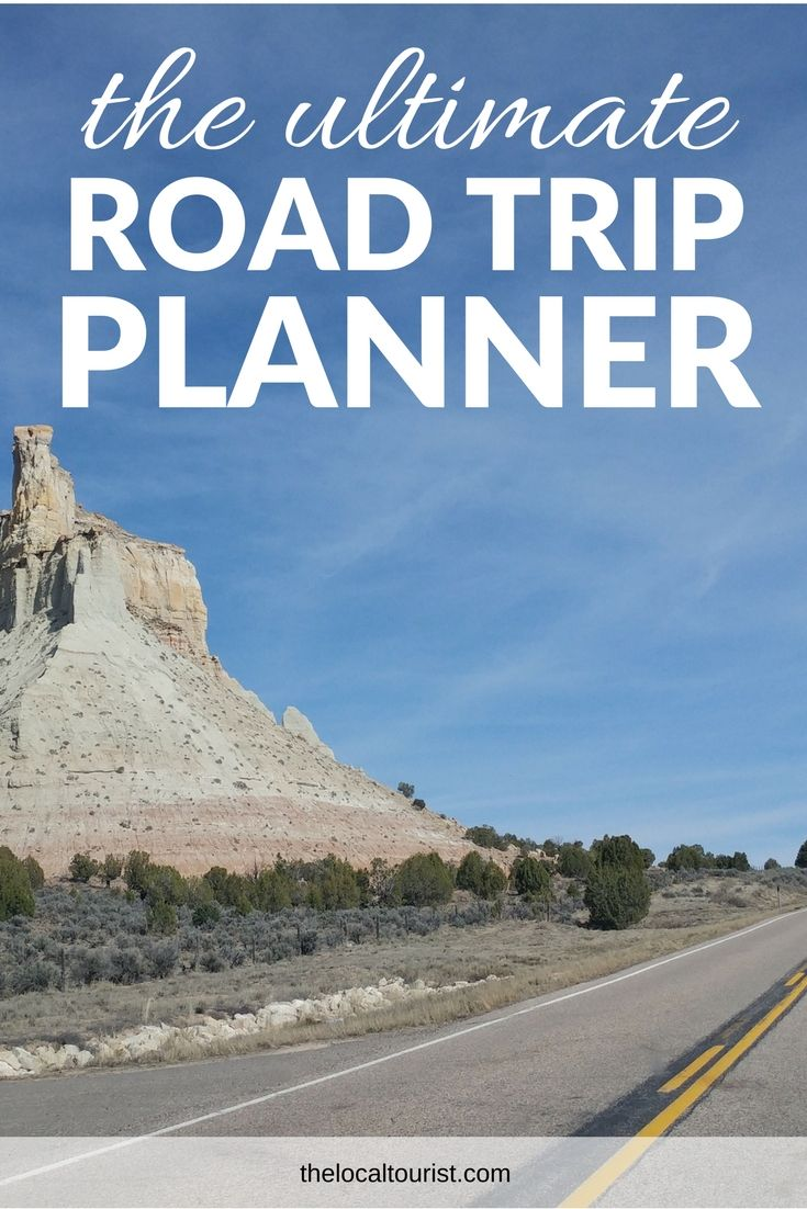 Interactive Map Usa Road Trip%0A Road Trip Planner  Tips for a Successful  u     Fun Road Trip