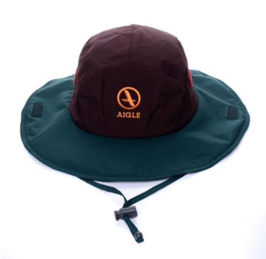 산행 중 햇빛을 막아주고 커플 모자로도 제격인 남녀 공용 고어 햇 #엘롯데 에이글 고어텍스 햇 모자 #AIGLE #hat #goretex