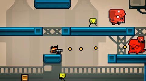 Super Crate Box : un jeu en pixels pour OS X