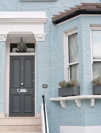 Give The Front Door A Coat Of Paint